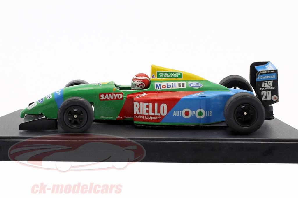 Nelson Piquet Benetton B190 #20 formule 1 1990 1:43 Onyx