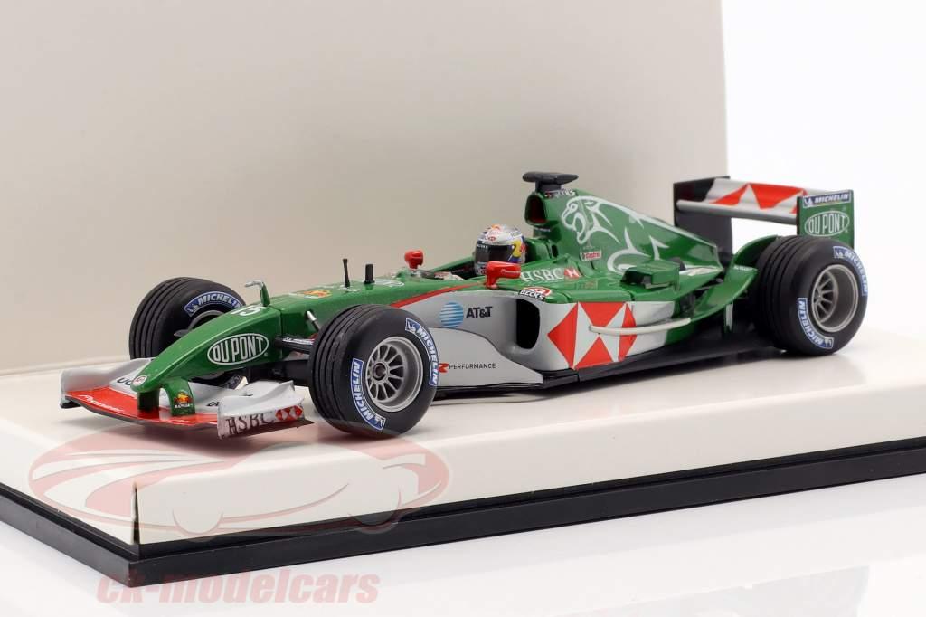 Christian Klien Jaguar R5 #15 formule 1 2004 1:43 Minichamps