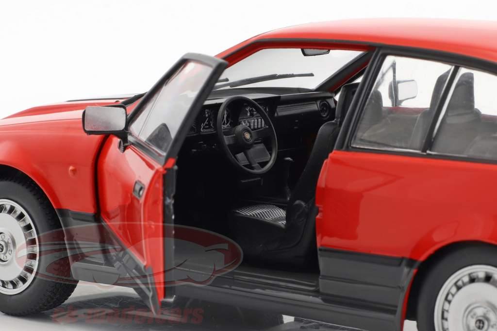 Alfa Romeo GTV6 Opførselsår 1984 rød 1:18 Solido