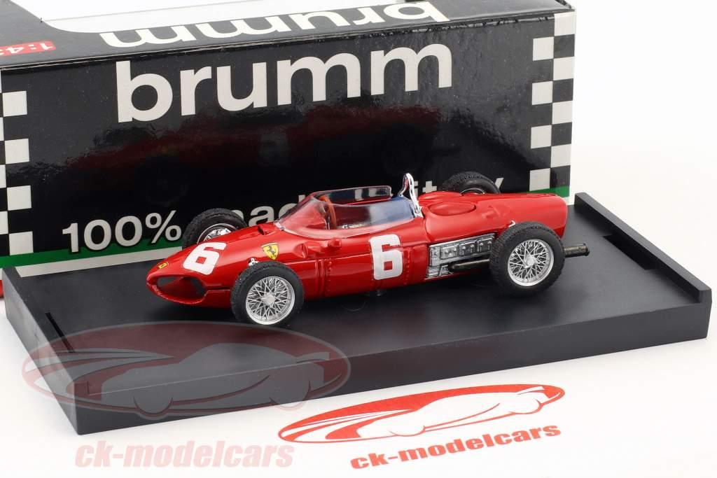Richie Ginther Ferrari 156 F1 #6 Italy GP formula 1 1961 1:43 Brumm