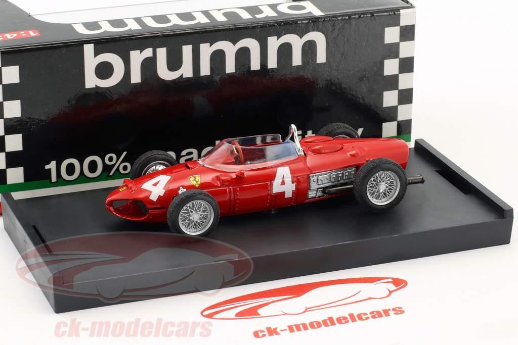 Wolfgang Graf Berghe von Trips Ferrari 156 F1 #4 Italien GP Formel 1 1961 1:43 Brumm