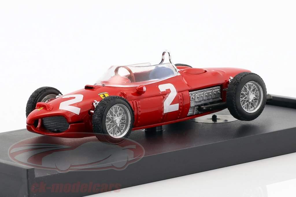Phil Hill Ferrari 156 F1 #2 mondo campione Italia GP formula 1 1961 1:43 Brumm