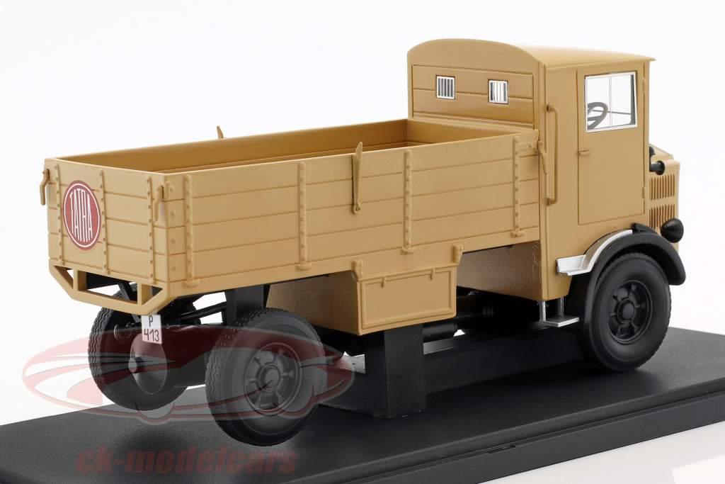 Tatra T23 año de construcción 1931 beige 1:43 AutoCult