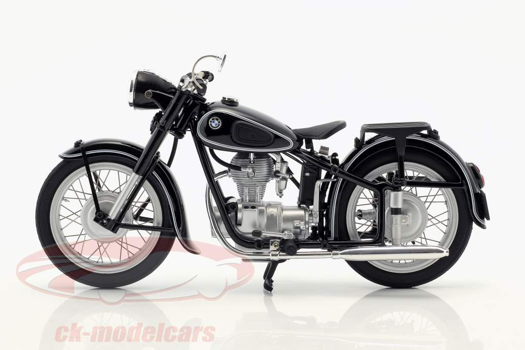 BMW R25/3 with single seat year 1953-56 black 1:10 Schuco
