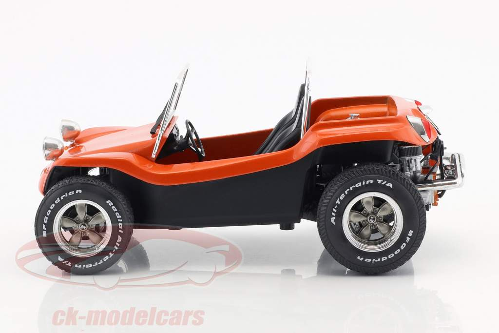 Meyers Manx Buggy Opførselsår 1968 film The Thomas Crown Affair (1968) appelsin 1:18 Solido