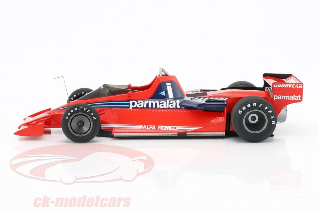 Niki Lauda Brabham BT46B #1 ganador Suecia GP fórmula 1 1978 1:18 TrueScale