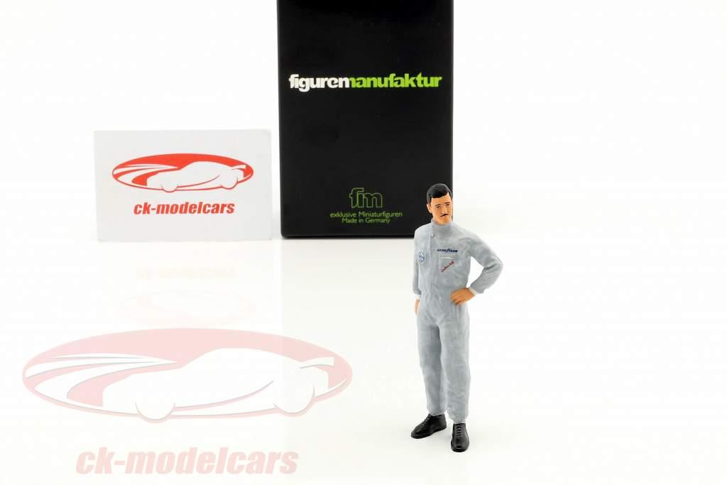 Graham Hill Figura del conductor 1:18 FigurenManufaktur