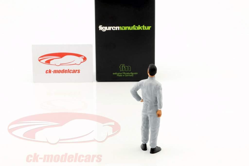 Graham Hill Figura conducente 1:18 FigurenManufaktur