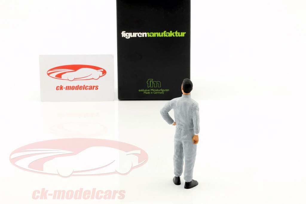 Graham Hill Figura Motorista 1:18 FigurenManufaktur