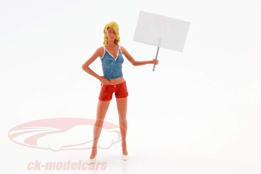 Gridgirl Niki Figura 1:18 FigurenManufaktur
