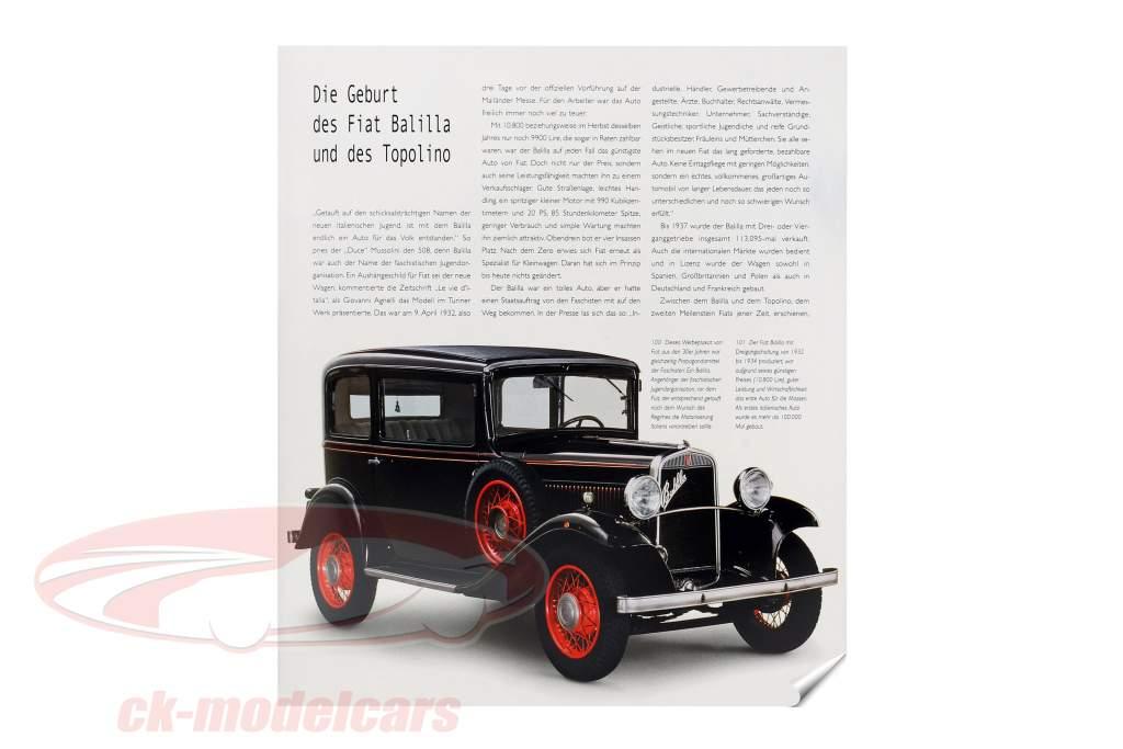 boek legendarisch Italiaans Automobile: La bella macchina! von Enzo Rizzo und Giorgetto Giugiaro