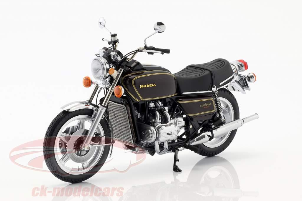 Honda Goldwing GL 1000 K3 año de construcción 1978 marrón metálico 1:12 Minichamps