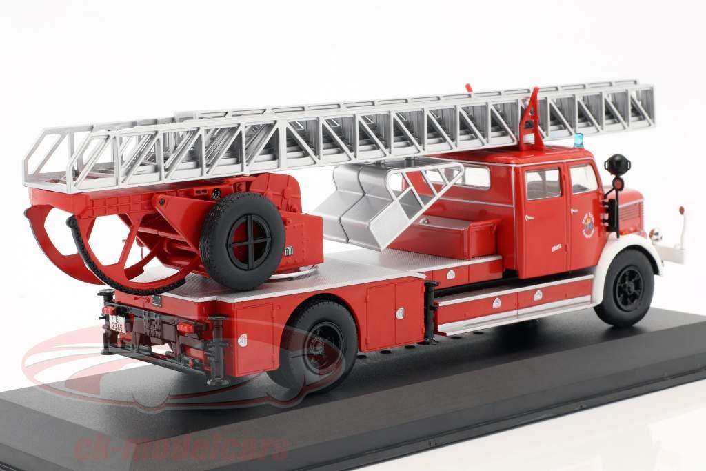 1:43 Ixo Krupp dl 52 Fire Engine comida