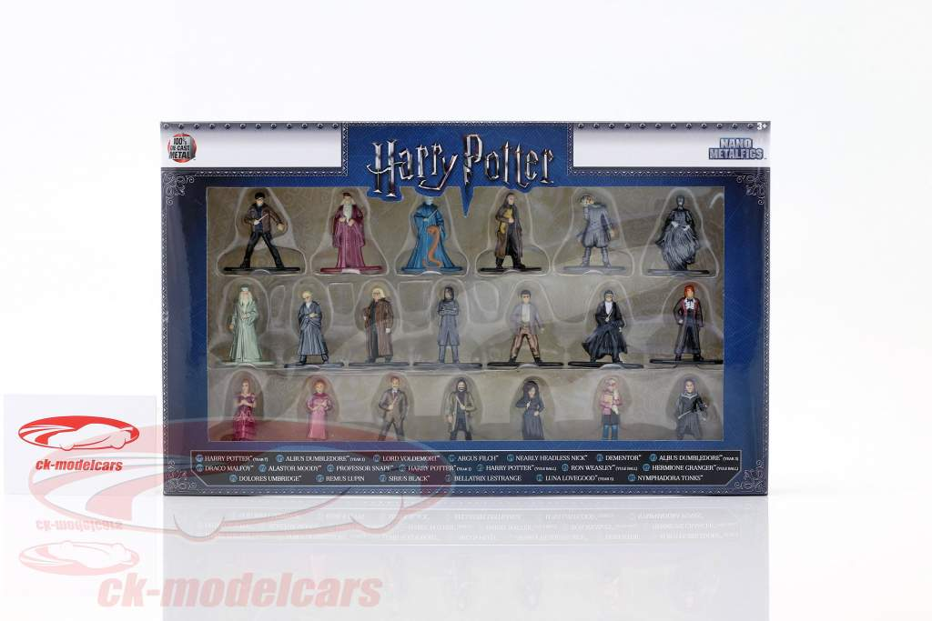 Harry Potter set 20 figure Jada Toys