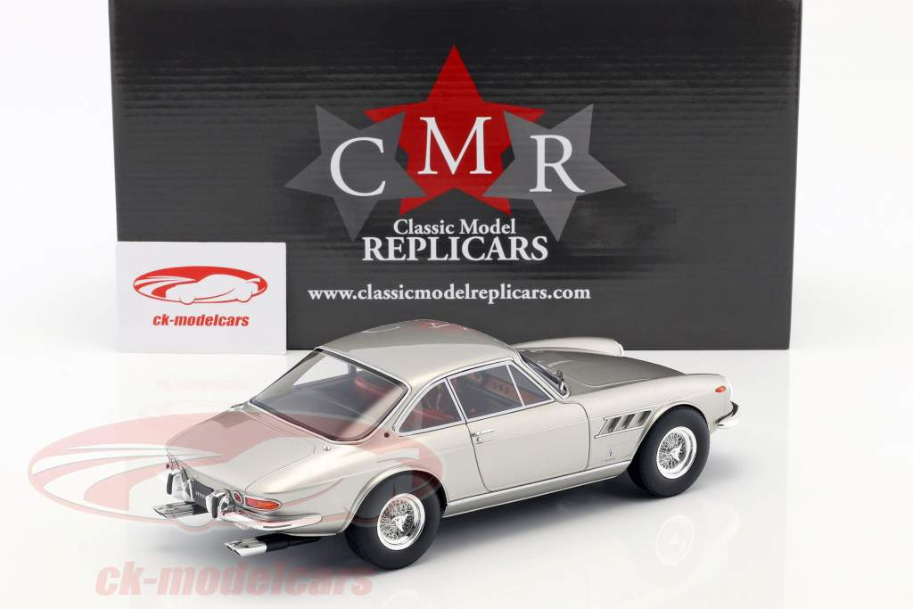 Ferrari 330 GTC plata 1:18 CMR