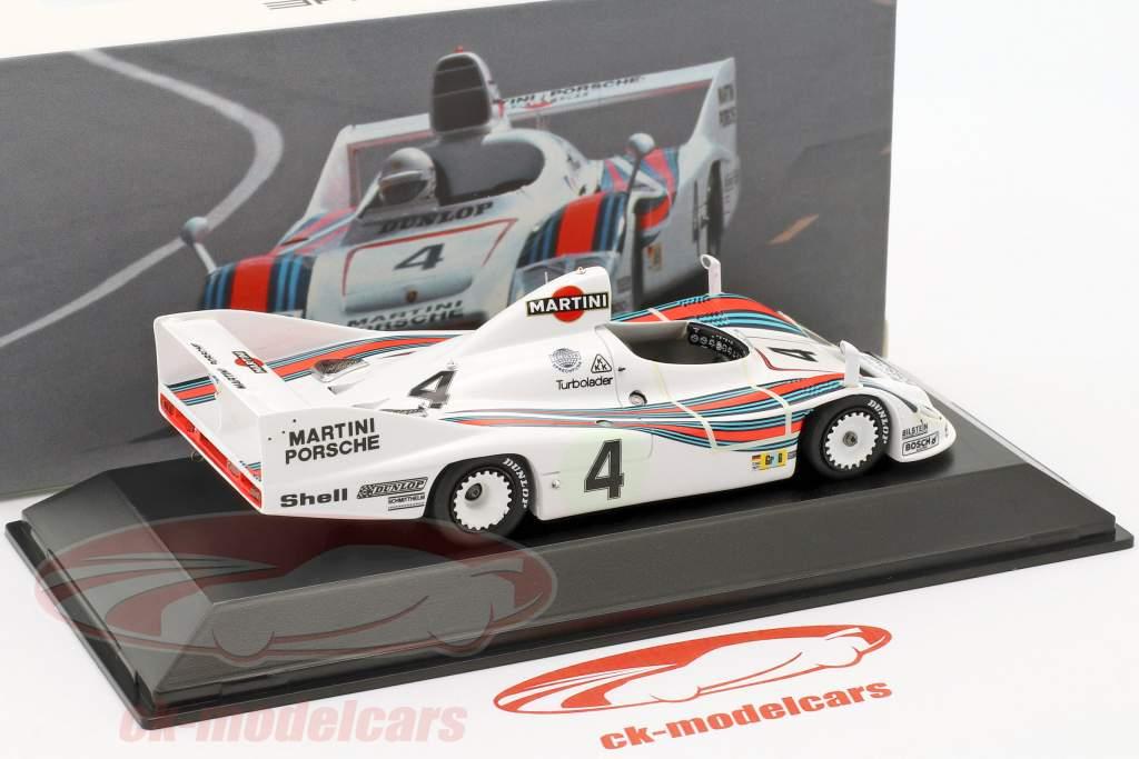 Porsche 936/77 #4 Winner 24h LeMans 1977 Martini Racing 1:43 Spark