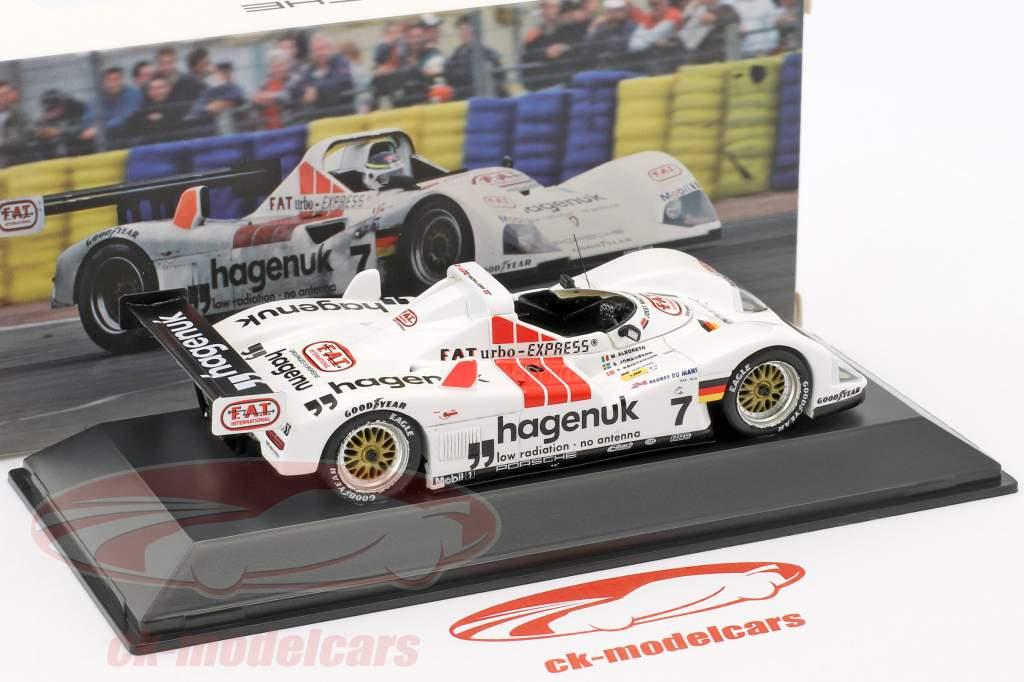Porsche 935/76 WSC #7 Winner 24 LeMans 1997 Joest Racing 1:43 Spark