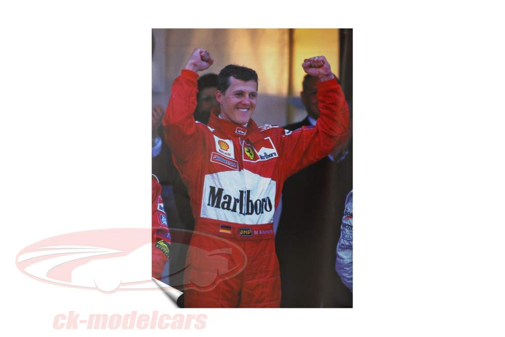 Buch: Michael Schumacher - Alle Siege des Rekordchampions  / von Achim Schlang