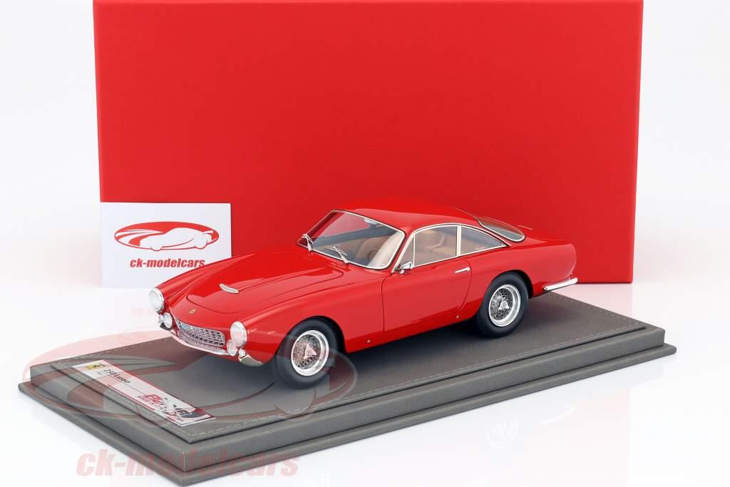 Ferrari 250 Lusso Baujahr 1963 rot 1:18 BBR