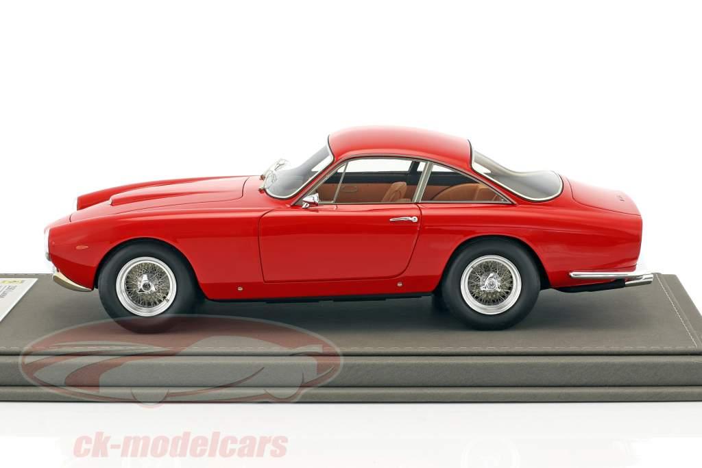 Ferrari 250 Lusso Opførselsår 1963 rød 1:18 BBR