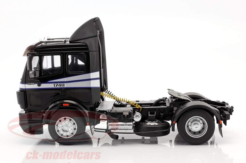 Mercedes-Benz SK 1748 tractor año de construcción 1990 negro 1:18 OttOmobile