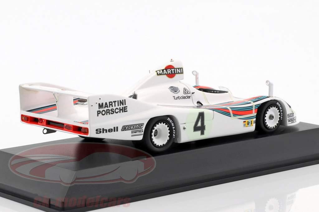 Porsche 936/77 #4 Vencedor 24h LeMans 1977 Martini Racing 1:43 Spark