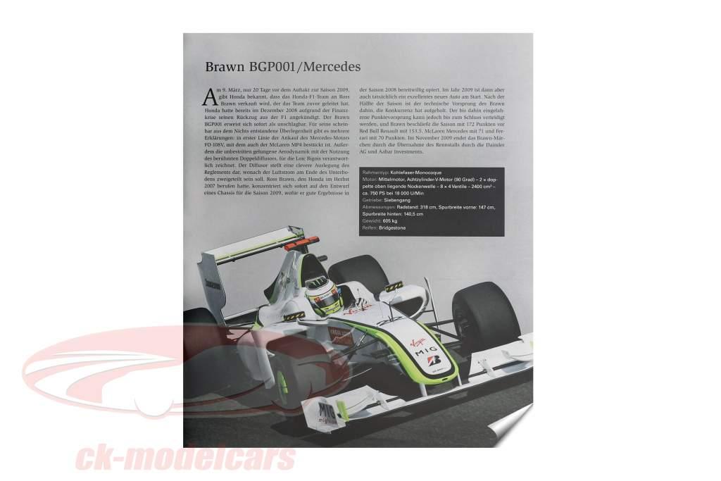 Book: Formula 1 from Renaud De Laborderie and Serge Bellu