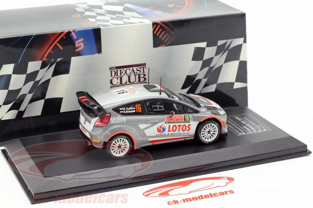 Ford Fiesta RS WRC #16 Rallye Monte Carlo 2015 Kubica, Szczepaniak 1:43 Direkt Collections