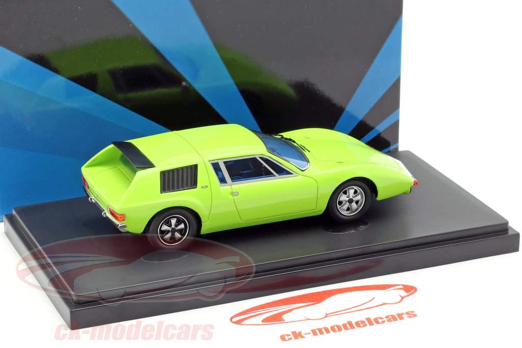 Porsche 914/6 Graf Coertz année de construction 1970 chaux 1:43 AutoCult