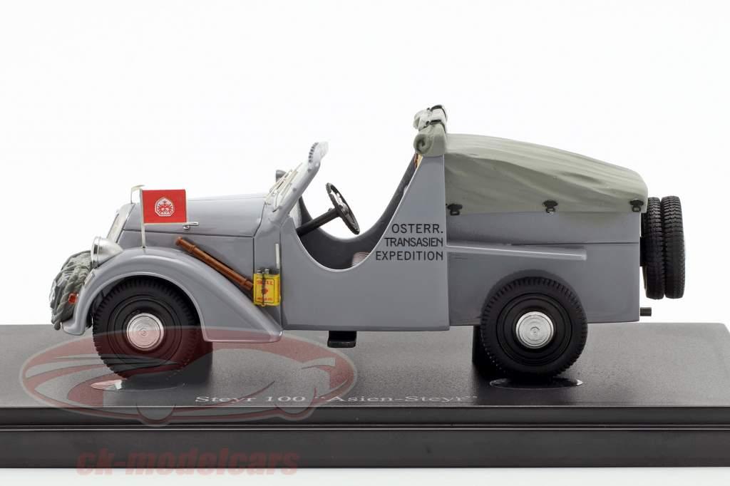 Steyr 100 Asien-Steyr Baujahr 1934 grau 1:43 AutoCult