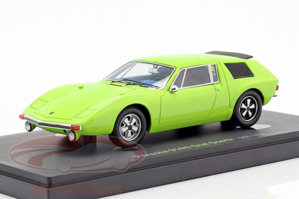 Porsche 914/6 Graf Coertz Bouwjaar 1970 kalk 1:43 AutoCult