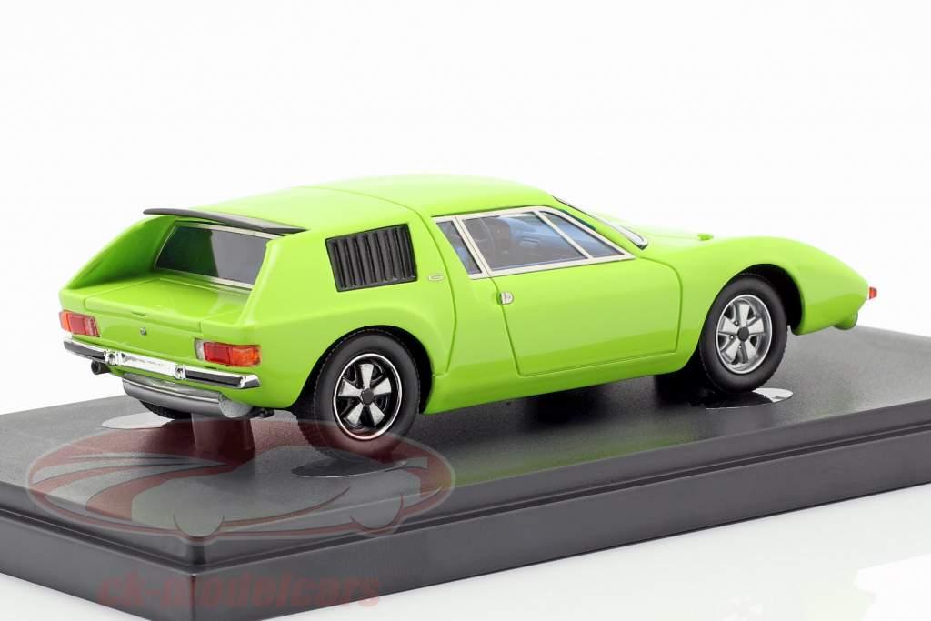 Porsche 914/6 Graf Coertz anno di costruzione 1970 calce 1:43 AutoCult