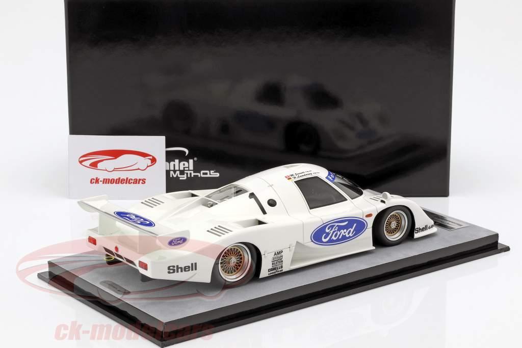 Ford C100 #1 1000km Monza 1982 Winkelhock, Ludwig 1:18 Tecnomodel