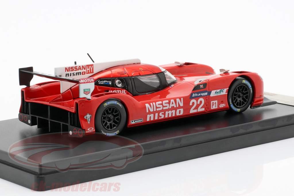 Nissan GT-R LM Nismo #22 24h LeMans 2015 Tincknell, Buncombe, Krumm 1:43 Premium X