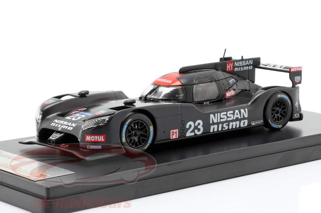 Nissan GT-R LM Nismo #23 Test Car 24h LeMans 2015 1:43 Premium X