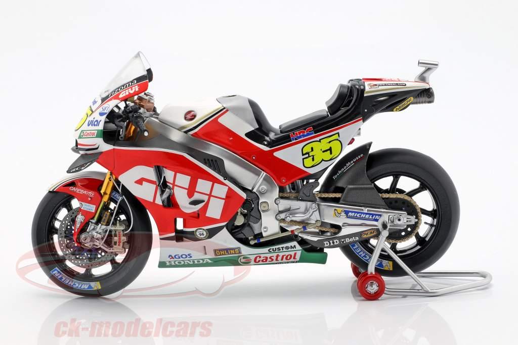 Cal Crutchlow Honda RC213V #35 vencedor Czechia GP MotoGP 2016 1:12 Spark