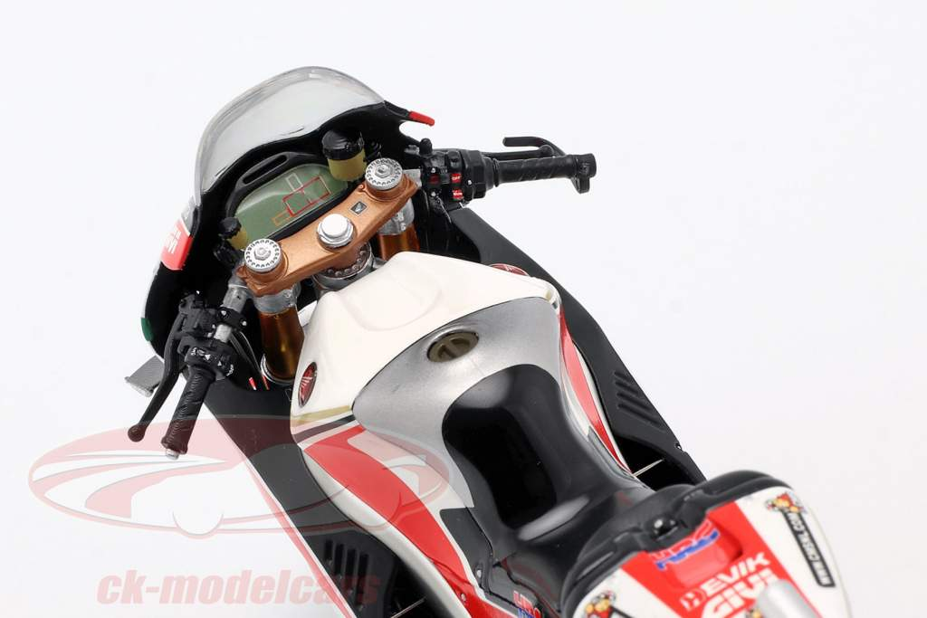 Cal Crutchlow Honda RC213V #35 vincitore Repubblica Ceca GP MotoGP 2016 1:12 Spark