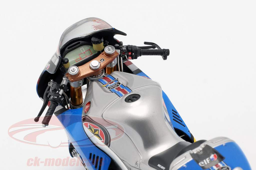 Jack Miller Honda RC213V #43 gagnant néerlandais TT MotoGP 2016 1:12 Spark