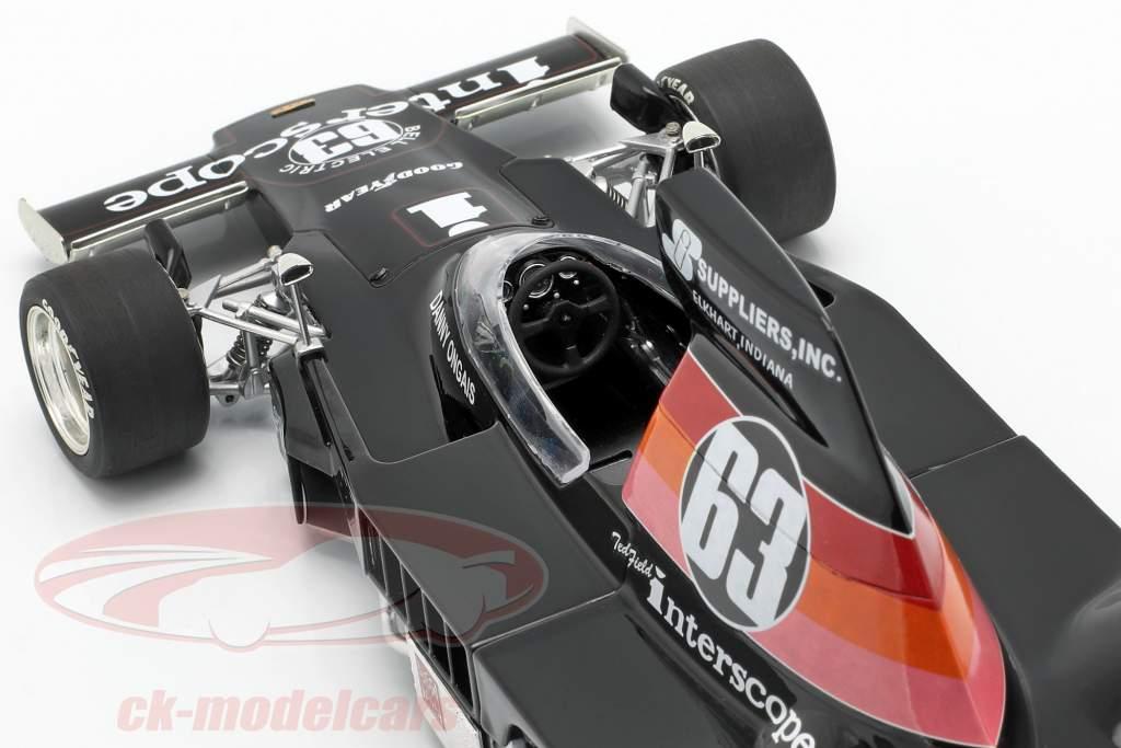Danny Ongais Lola T332 #63 Laguna Seca und Long Beach F5000 1975 1:18 GMP