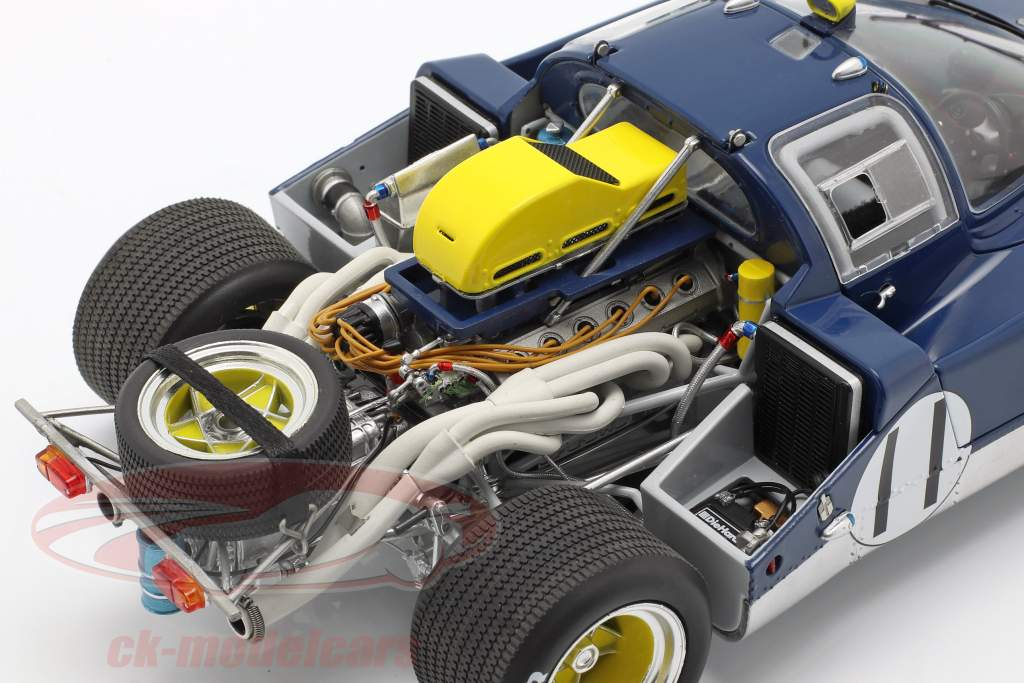 Ferrari 512M #11 24h LeMans 1971 Donohue, Hobbs 1:18 GMP