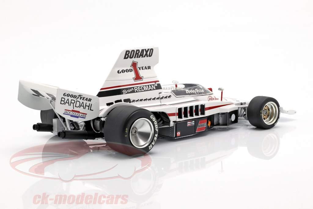 Brian Redman Lola T332 #1 F5000 Champion 1975 1:18 GMP