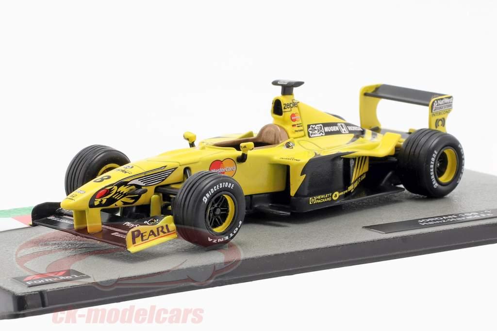 Heinz-Harald Frentzen Jordan 199 #8 fórmula 1 1999 1:43 Altaya