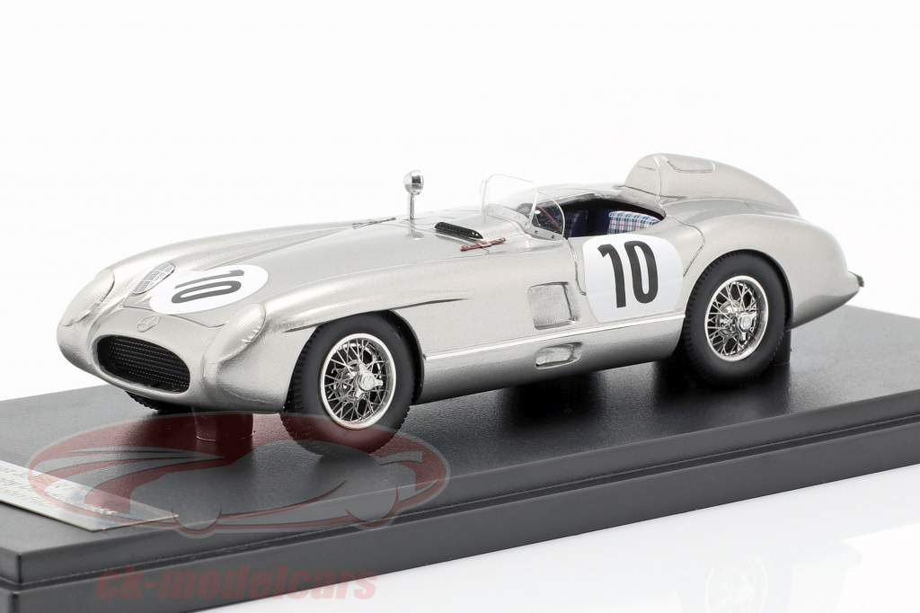 Mercedes-Benz 300 SLR #10 Vinder RAC Tourist Trophy Dundrod 1955 Moss, Fitch 1:43 Matrix