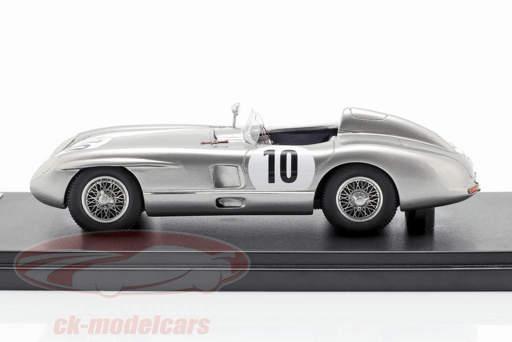 Mercedes-Benz 300 SLR #10 Winner RAC Tourist Trophy Dundrod 1955 Moss, Fitch 1:43 Matrix