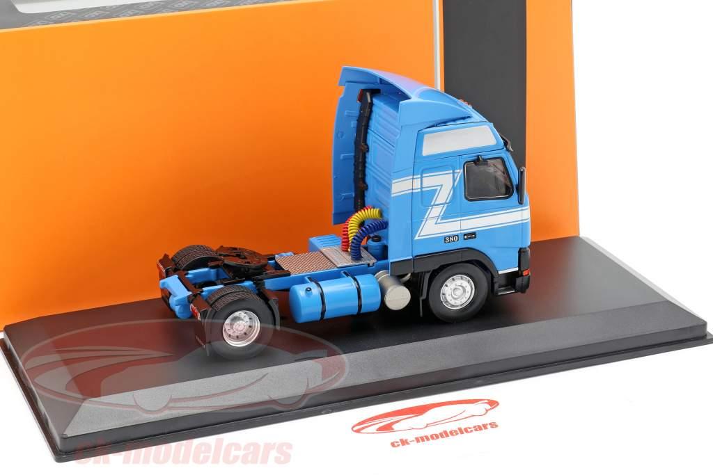 Volvo FH12 camión año de construcción 1994 azul / plata 1:43 Ixo