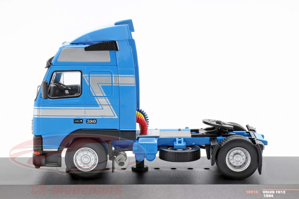 Volvo FH12 camion anno di costruzione 1994 blu / argento 1:43 Ixo