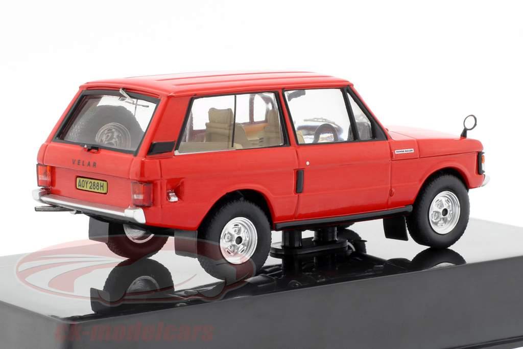 Land Rover Velar year 1969 red 1:43 Ixo