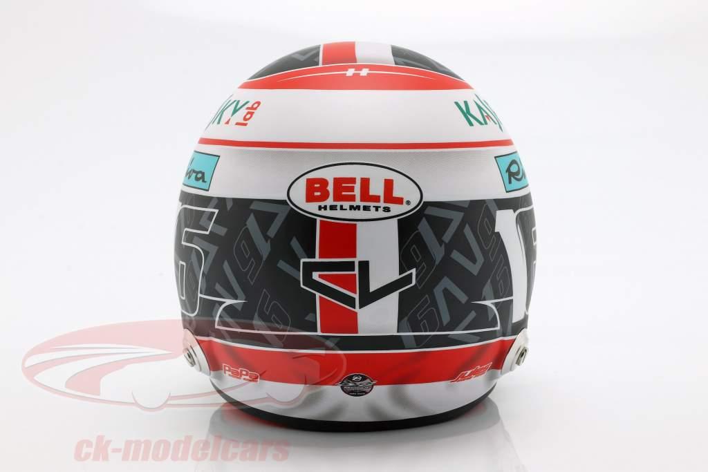 Charles Leclerc Ferrari SF90 #16 Formel 1 2019 Helm 1:2 Bell