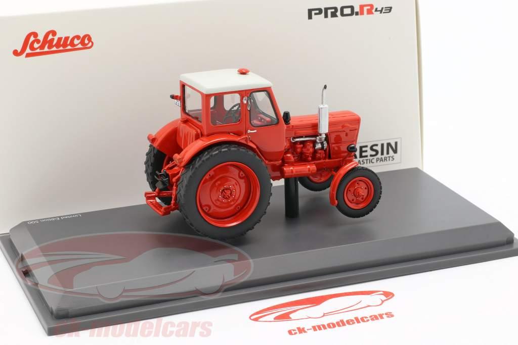 Belarus MTS-50 tractor rojo 1:43 Schuco