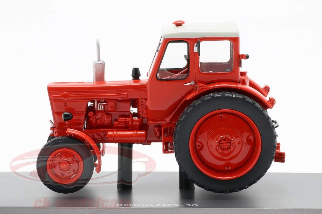 Belarus MTS-50 trattore rosso 1:43 Schuco